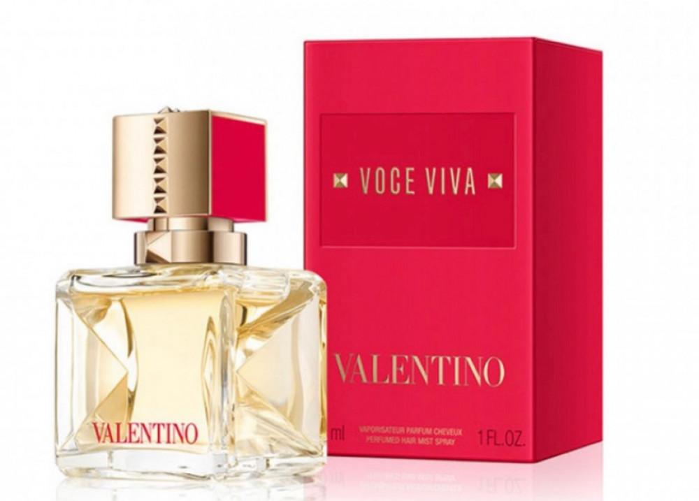 فالنتينو عطر شعر فوس فيفا معطر شعر 30مل  Valentino Voce Viva Hair Perf