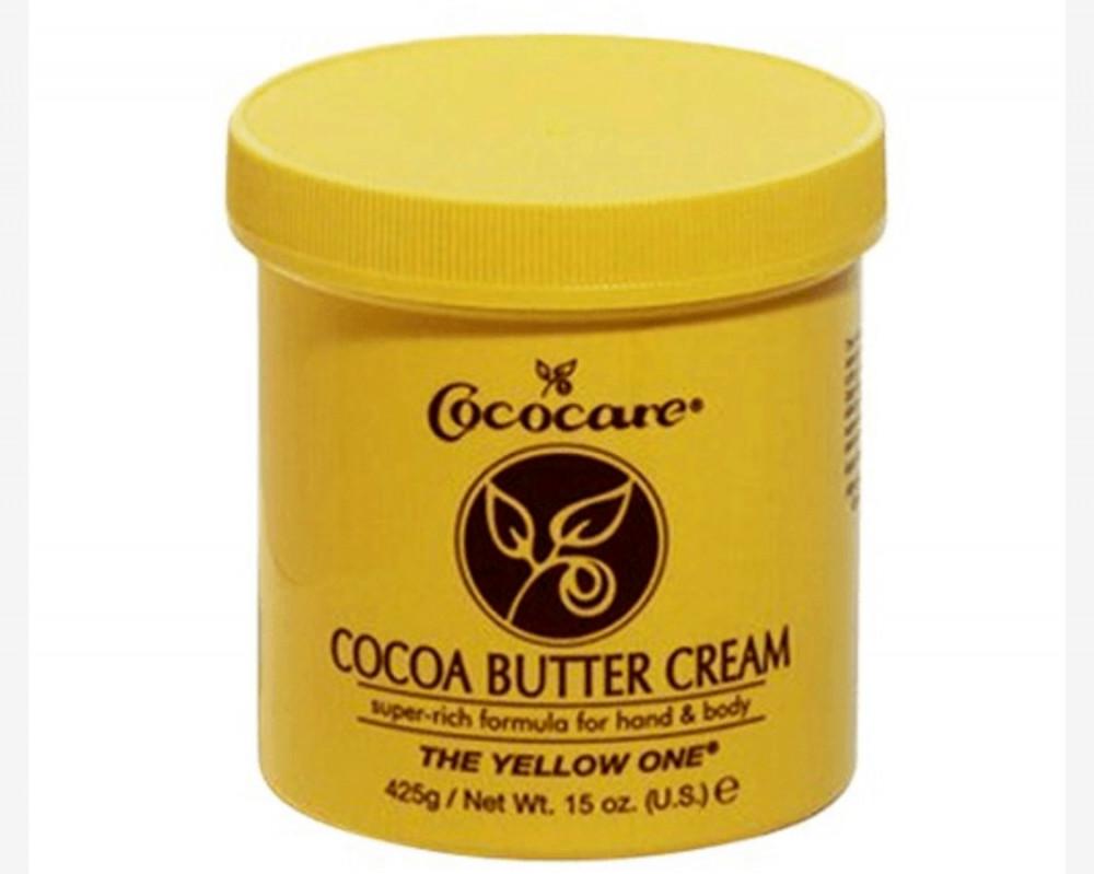 كوكو كير كريم زبدة الكاكاو للجسم واليدين 425غم  COCOCARE COCOA BUTTER