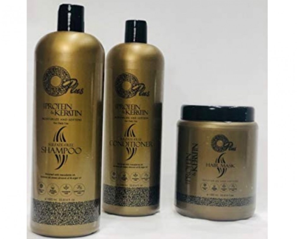 Oplus Set for Protein And Keratin Treated Hai