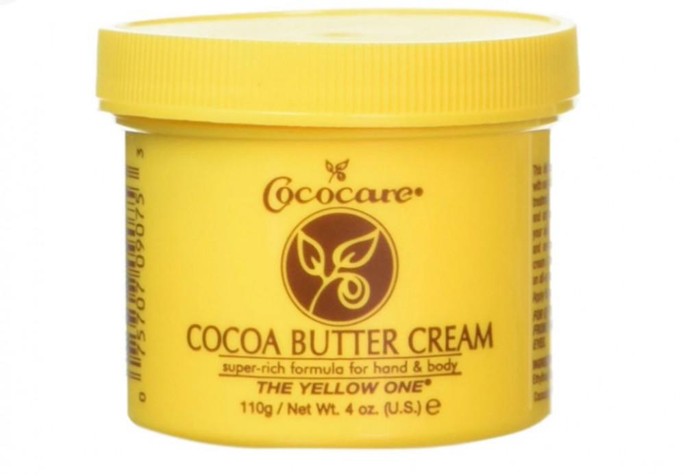 كوكو كير كريم زبدة الكاكاو للجسم واليدين 110غم COCOCARE COCOA BUTTER C