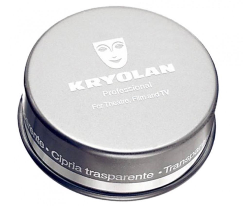 كرايولان بودرة سائبة شفافة TL 4 لون بيج 60 غم  Kryolan Translucent Loo