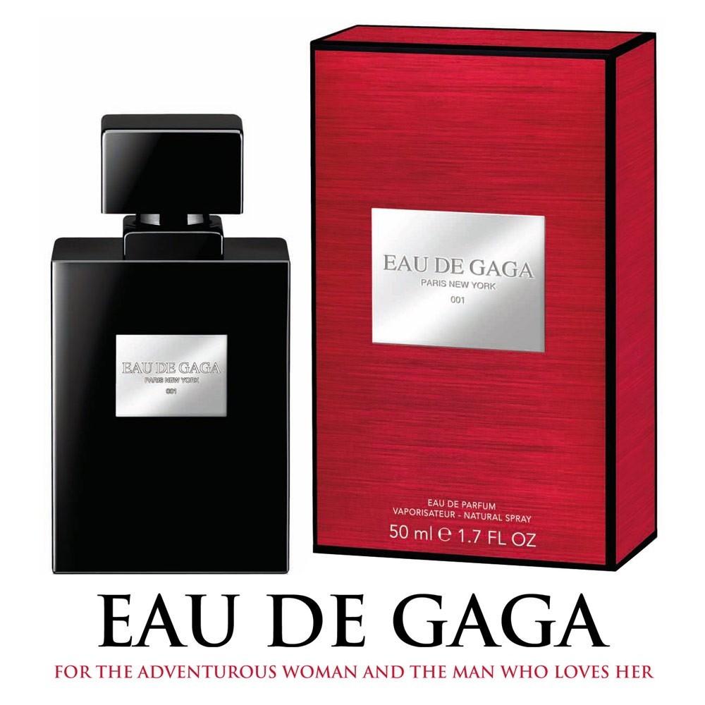 Lady Gaga Eau De Gaga for unisex Eau de Parfum 50ml