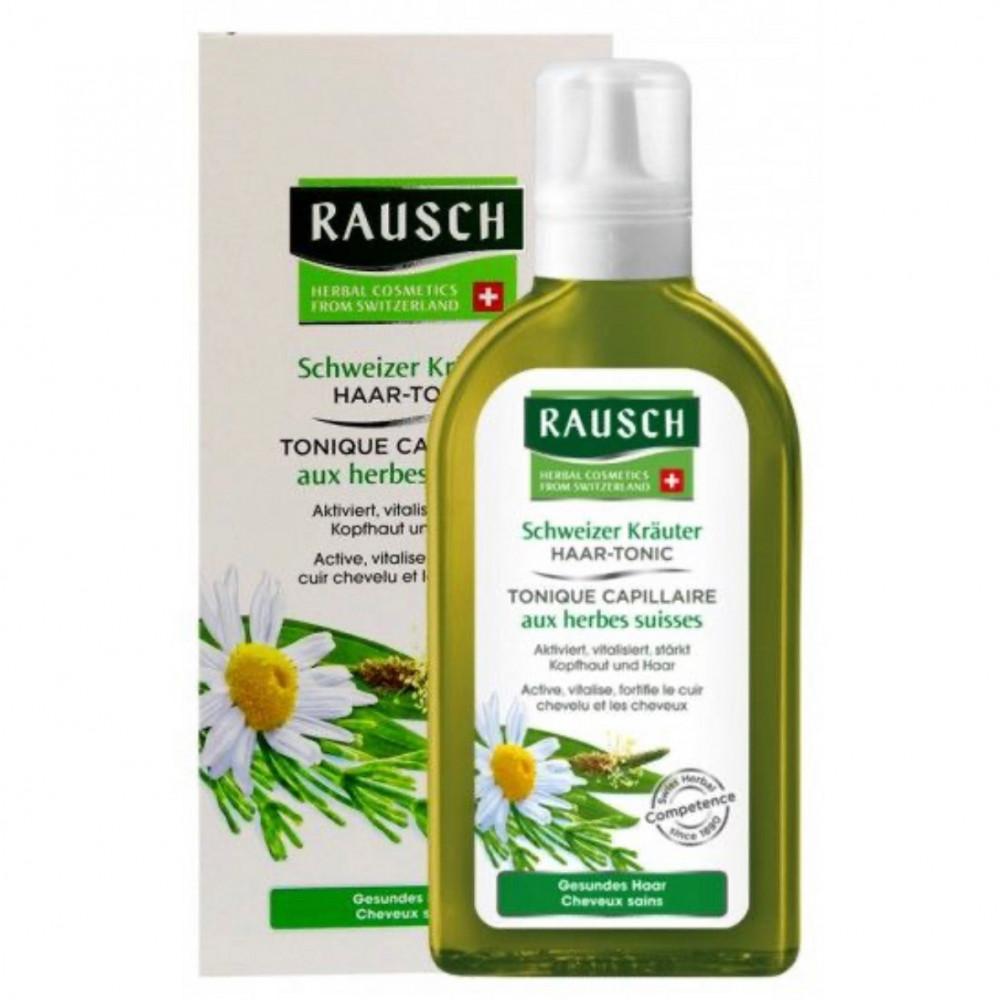 راوش تونيك منشط الشعر بالعشبة السويسرية 200مل Rausch  Swiss Herbal Ha