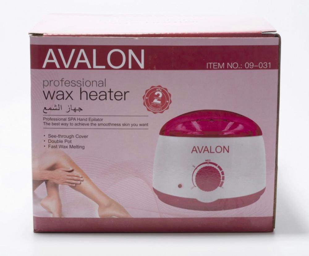 افلون جهاز تسخين الشمع ابيض احمر AVALON WAX HEATER