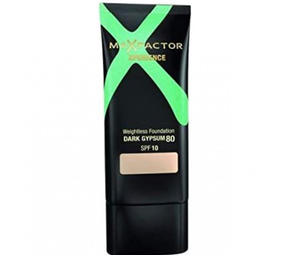 ماكس فاكتور كريم اساس اكس عصار دارك جيبسوم رقم 80 ريتاج  Max Factor Xp