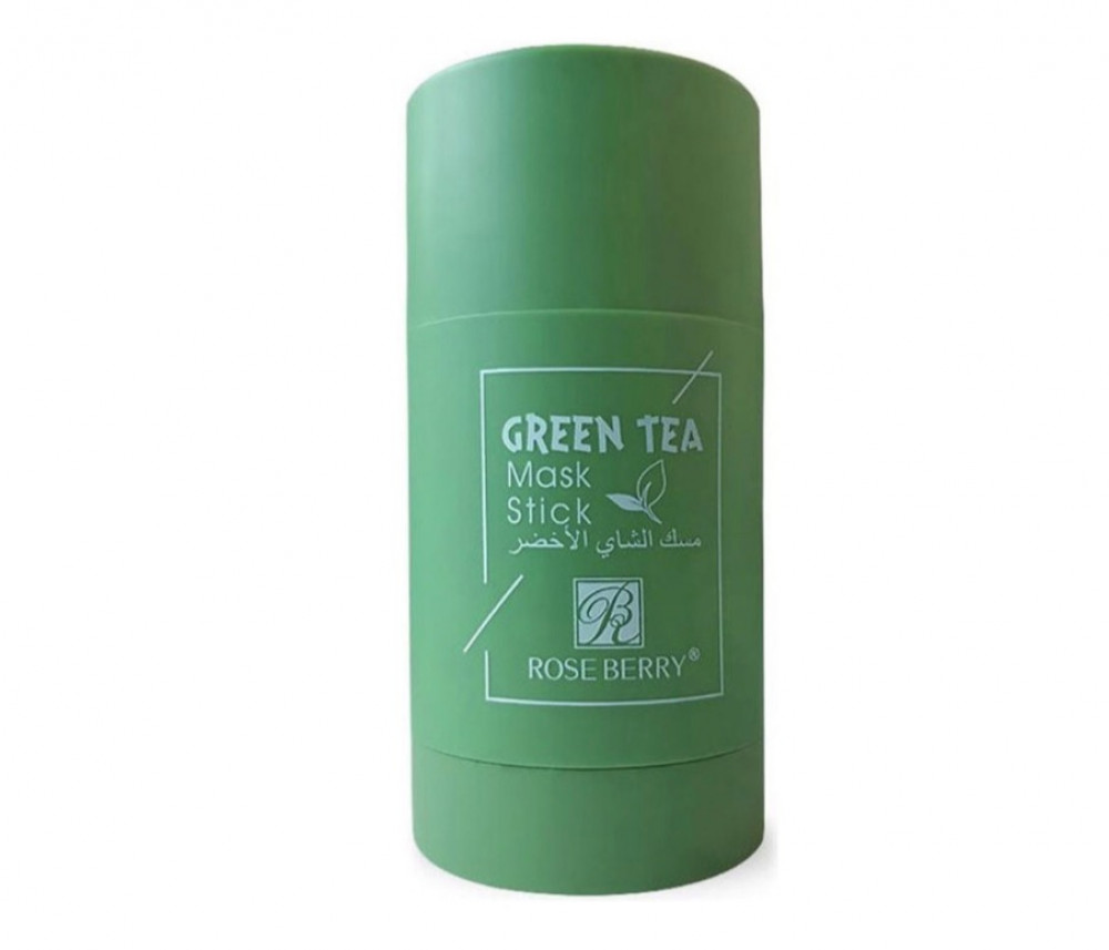 Rose Berry A new Green Tea Mask Clear