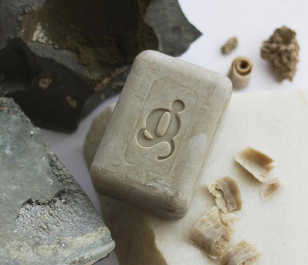 صابون الطين الطبيعي من البحر الميت