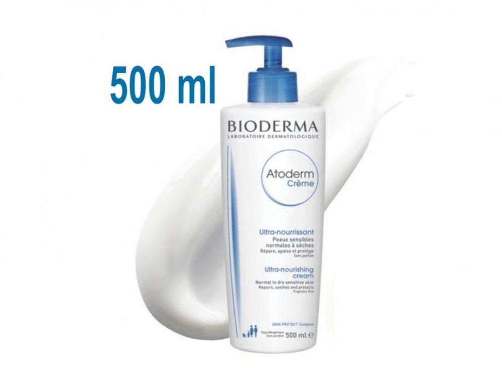 بيوديرما كريم اتوديرم فائق التغذية 500مل Bioderma Atoderm Ultra-Nouris