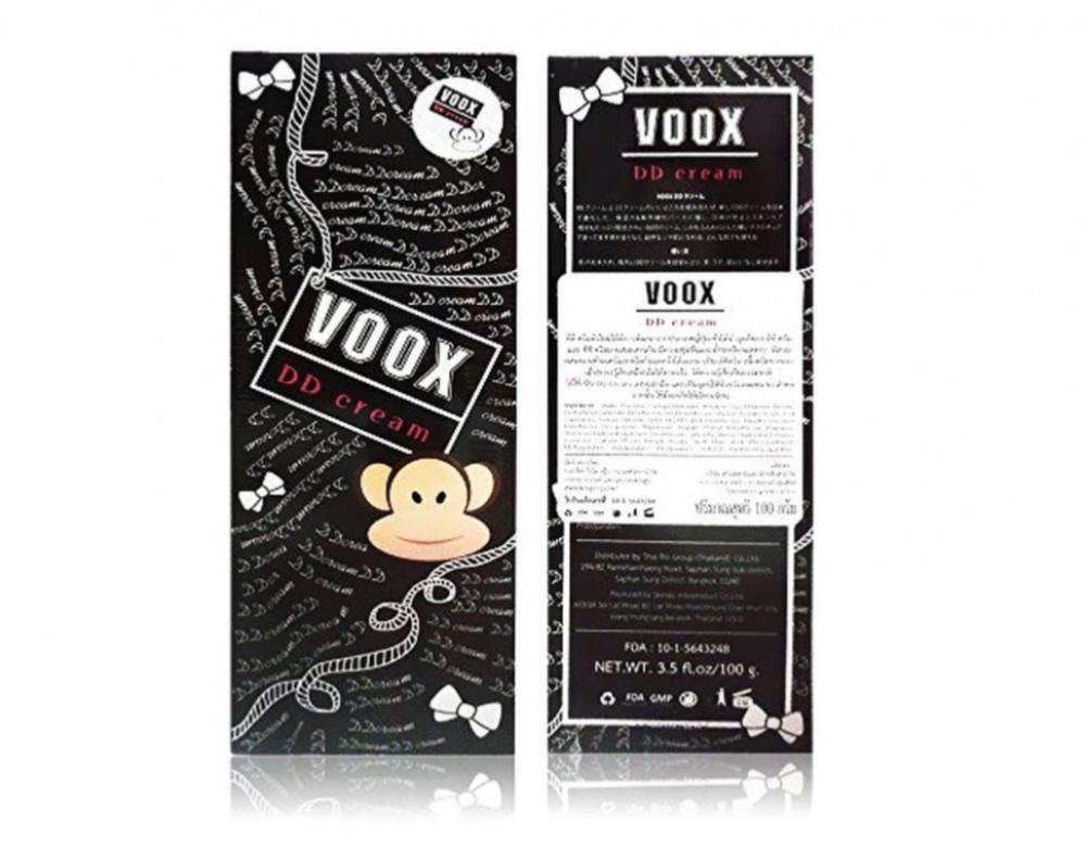 Voox Dd Cream Aura Whitening Radiant Lotion,SPF 50