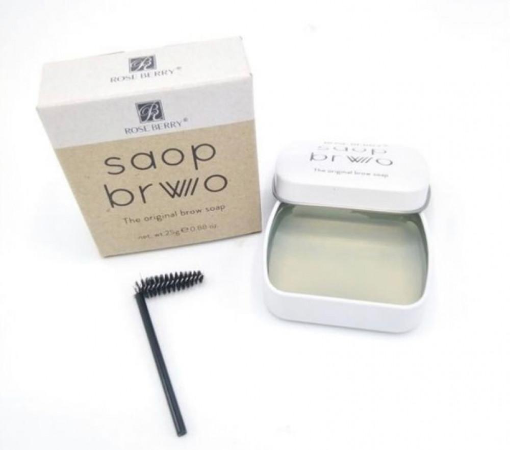 روز بيري صابون الحواجب ذا اوريجينال ROSE BERRY The Original Brow Soap