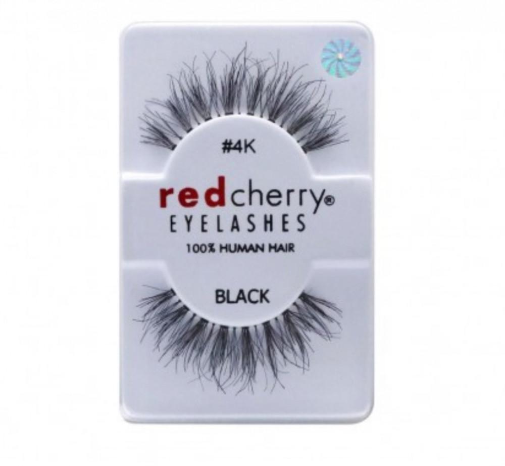 ريد تشيري رموش صناعية زوج 4K ريد شيري red cherry eye lashes