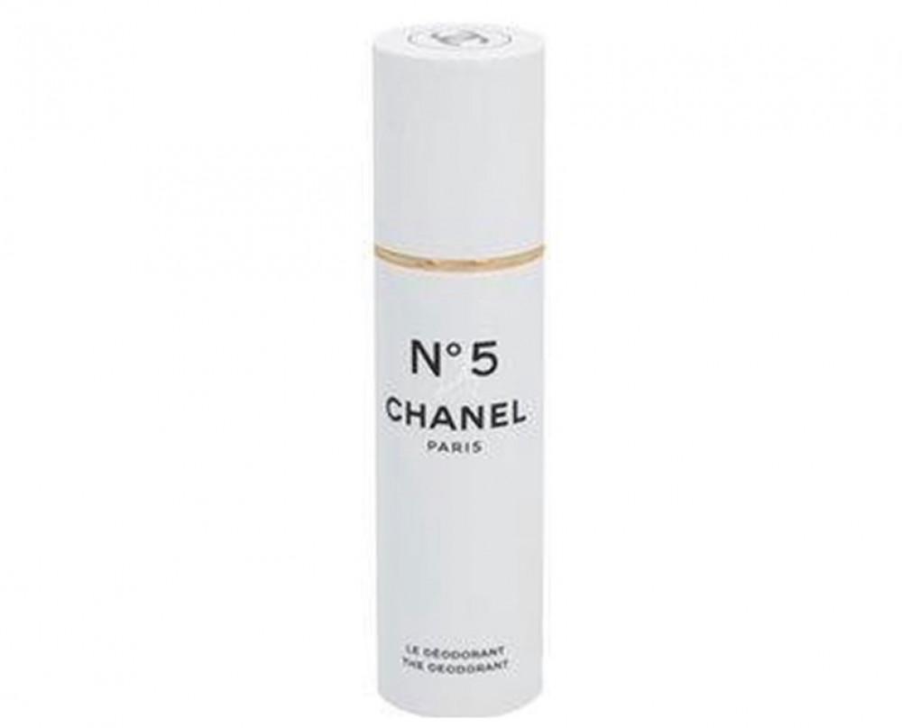 شانيل بخاخ مزيل عرق معطر للجسم No5 شانيل 100مل Chanel No5  for Women D