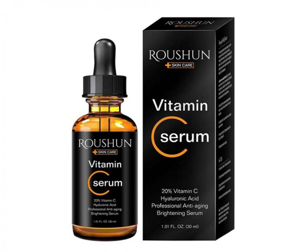 روشن سيروم فيتامين سي 30مل  ROUSHUN VITAMIN C SERUM