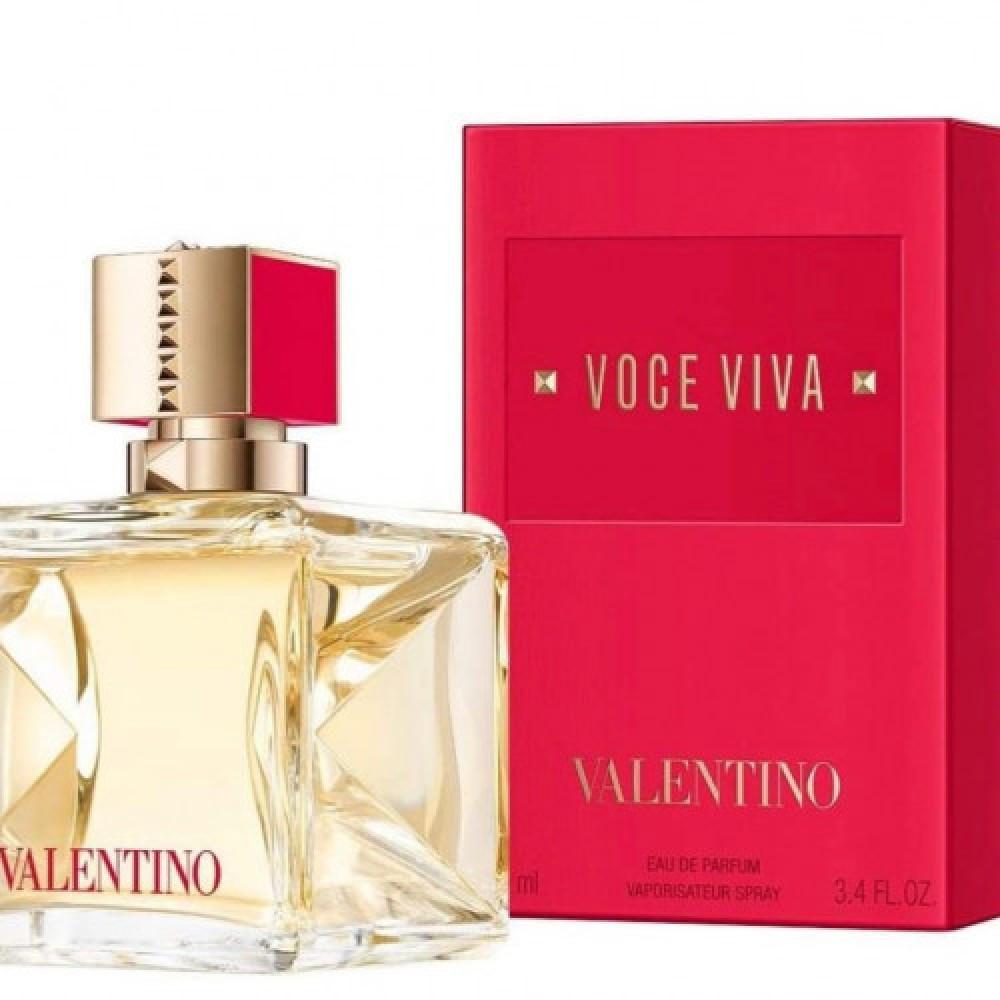 فالنتينو  عطر فوس فيفا للنساء او دي بارفان 100 مل Valentino Voce Viva