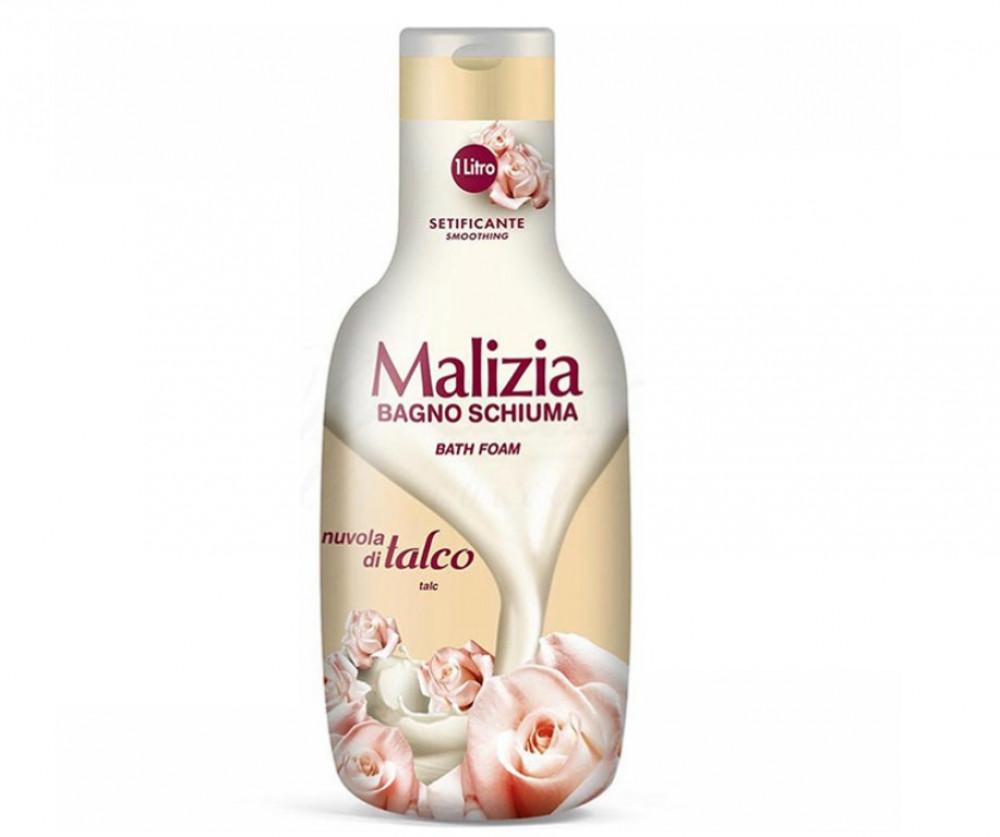 Malizia Black Berry Scented Talc Shower Gel