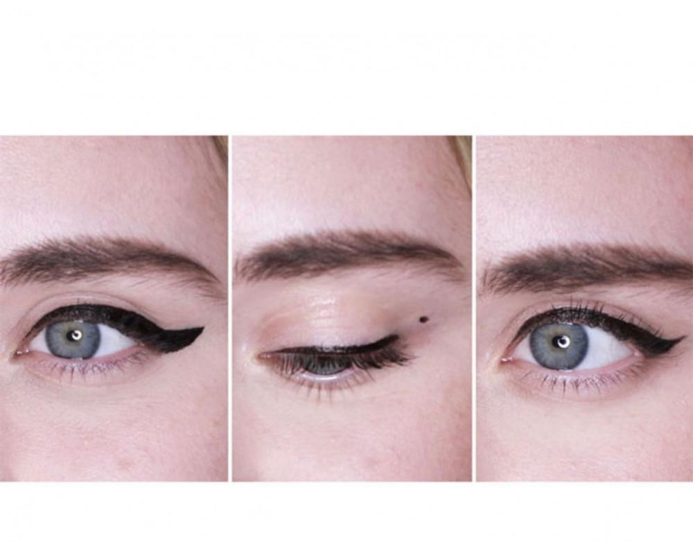 ريميل لندن قلم تحديد عيون سائل بلون دقيق 001 اسود Rimmel Color Precise