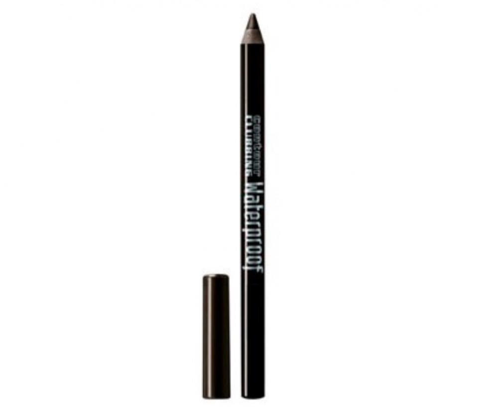 قلم ومحدد للعيون كونتور كلابينج مقاوم للماء لون بني Contour Clubbing W