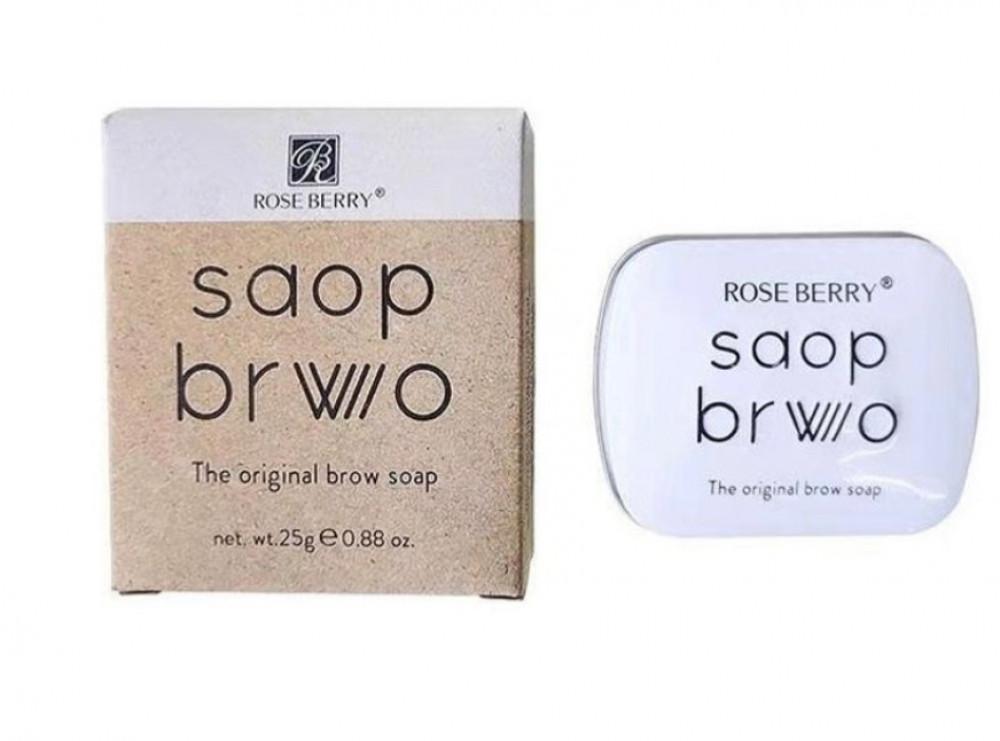 ROSE BERRY The Original Brow Soap Multi Color Brow