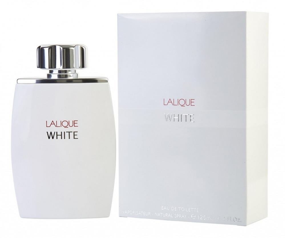 Lalique White by Lalique for Men Eau de Toilette 125ml