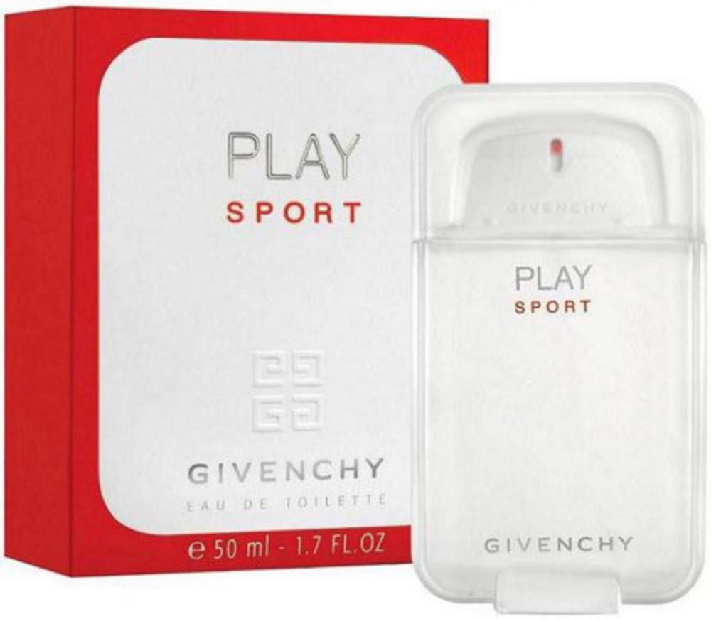 جيفنشي عطر بلي اسبورت او دي تواليت للرجال 50مل Givenchy Play Sport Eau