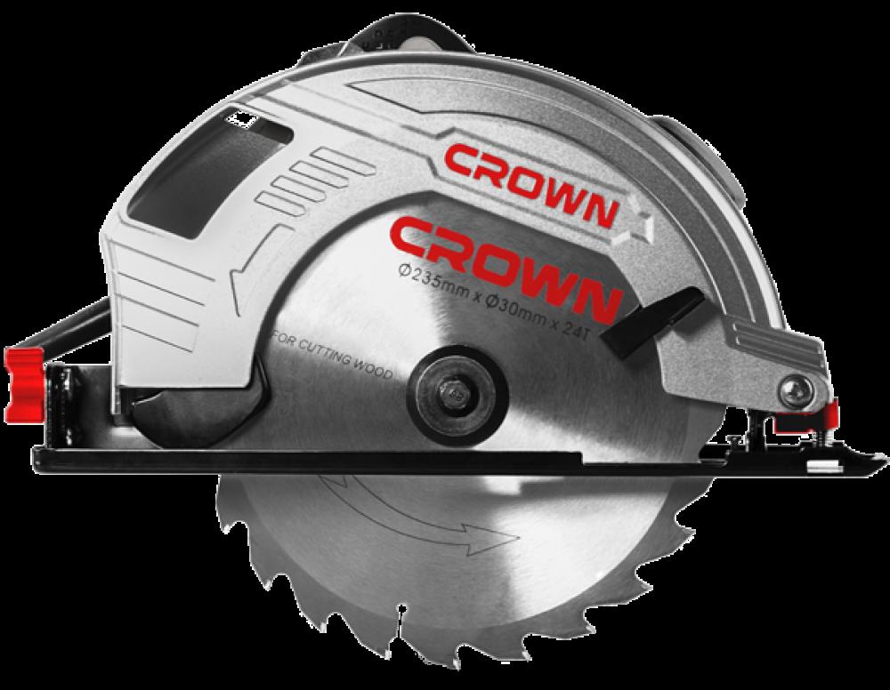 منشار CROWN كراون دائري 9بوصة ct15210