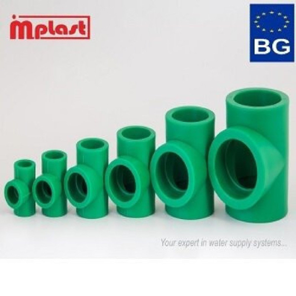 انابيب حرارية Mplast صناعة بلغارية ضمان 25 عام