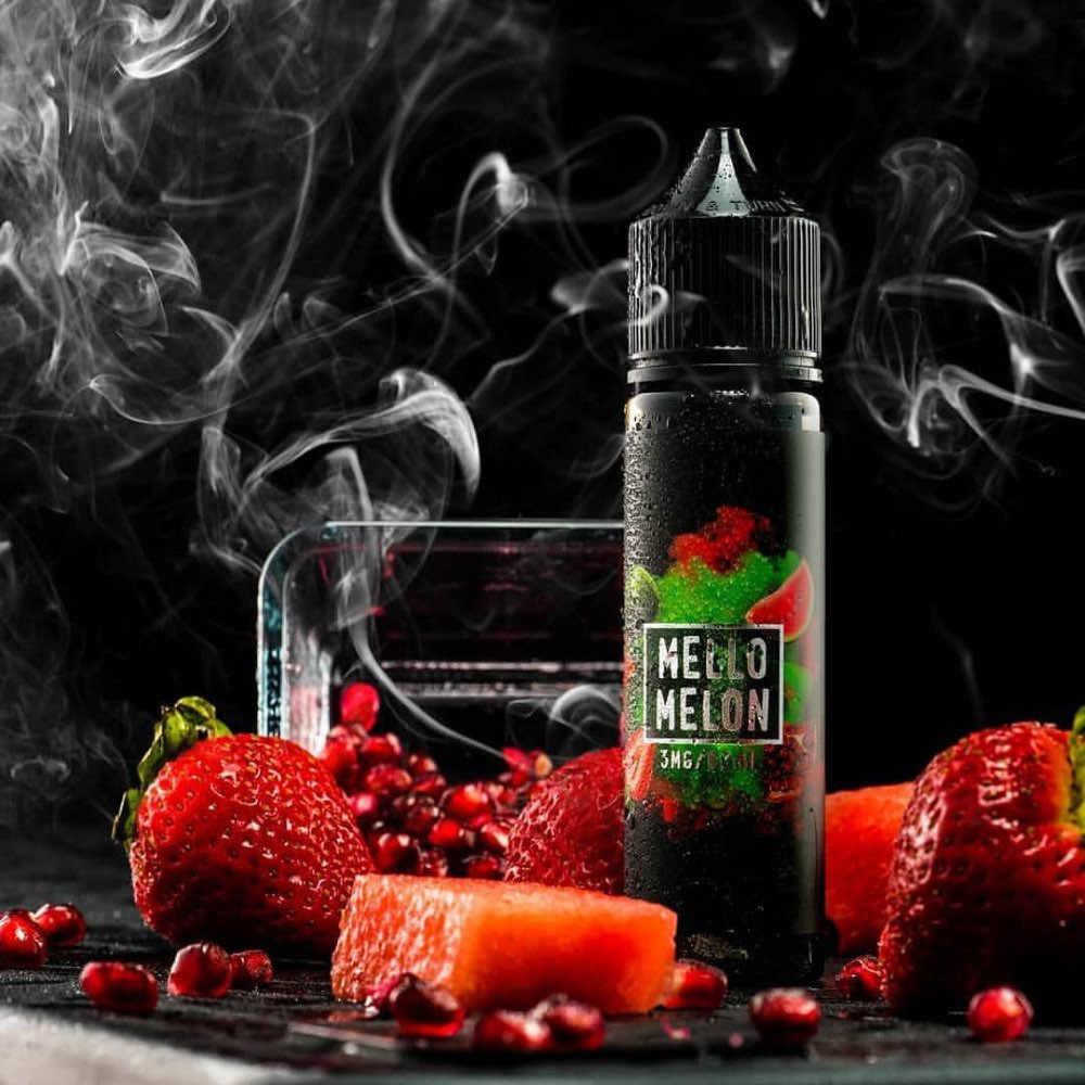 نكهة سام فيب مليون مليون Sam Vapes MELLO MELON