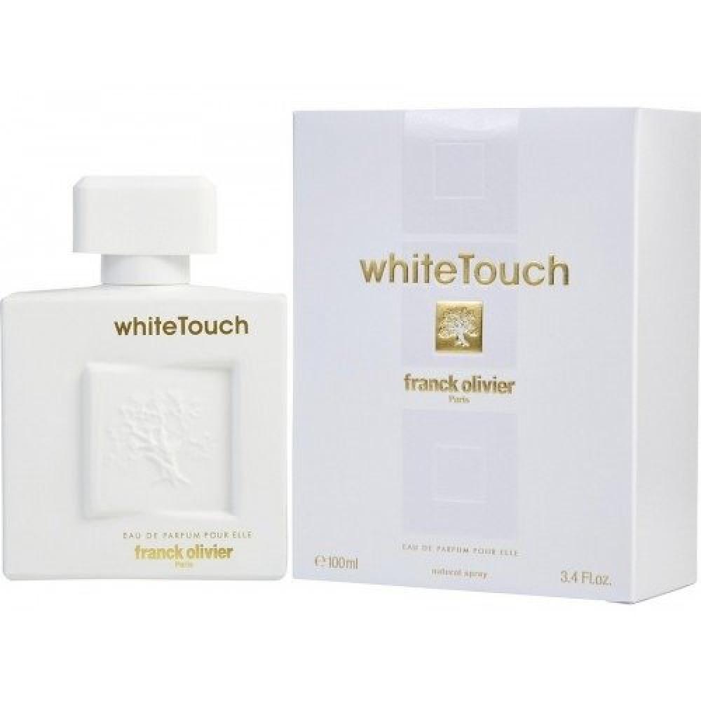 Franck Olivier White Touch Eau de Parfum 100ml متجر خبير العطور