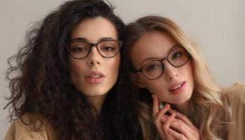 نظارات طبية نسائي