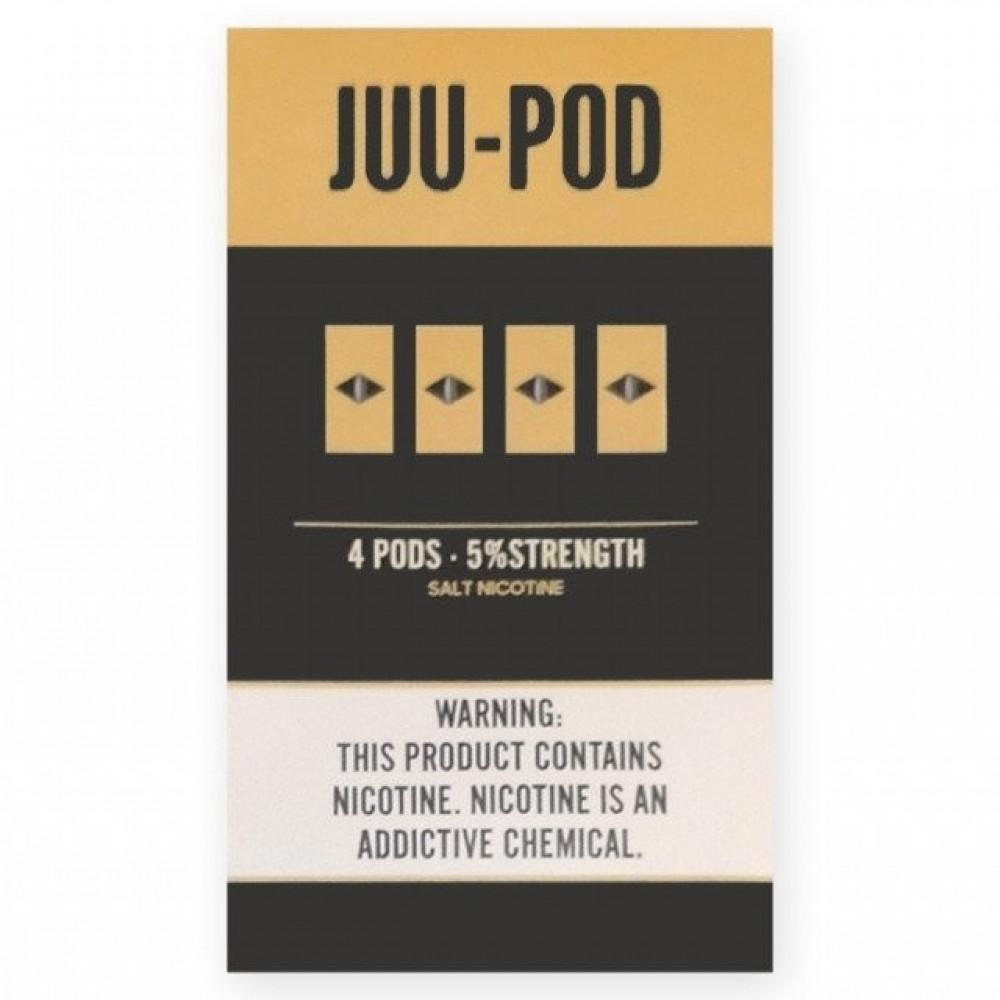 بودات جول معباة بنكهة في سي تي - JUUL Pods JUU VCT - شيشة سيجارة نكهات