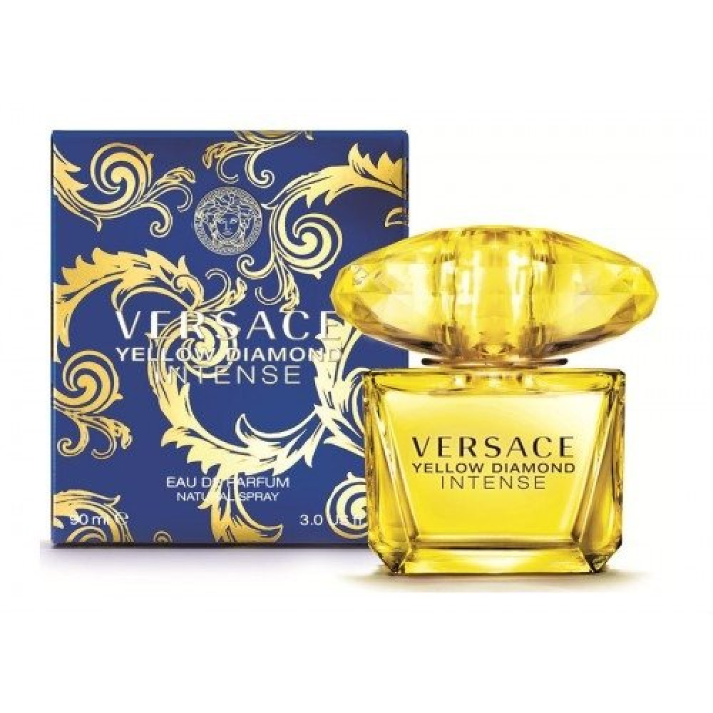 Versace Yellow Diamond Intense Eau de Parfum 90ml خبير العطور