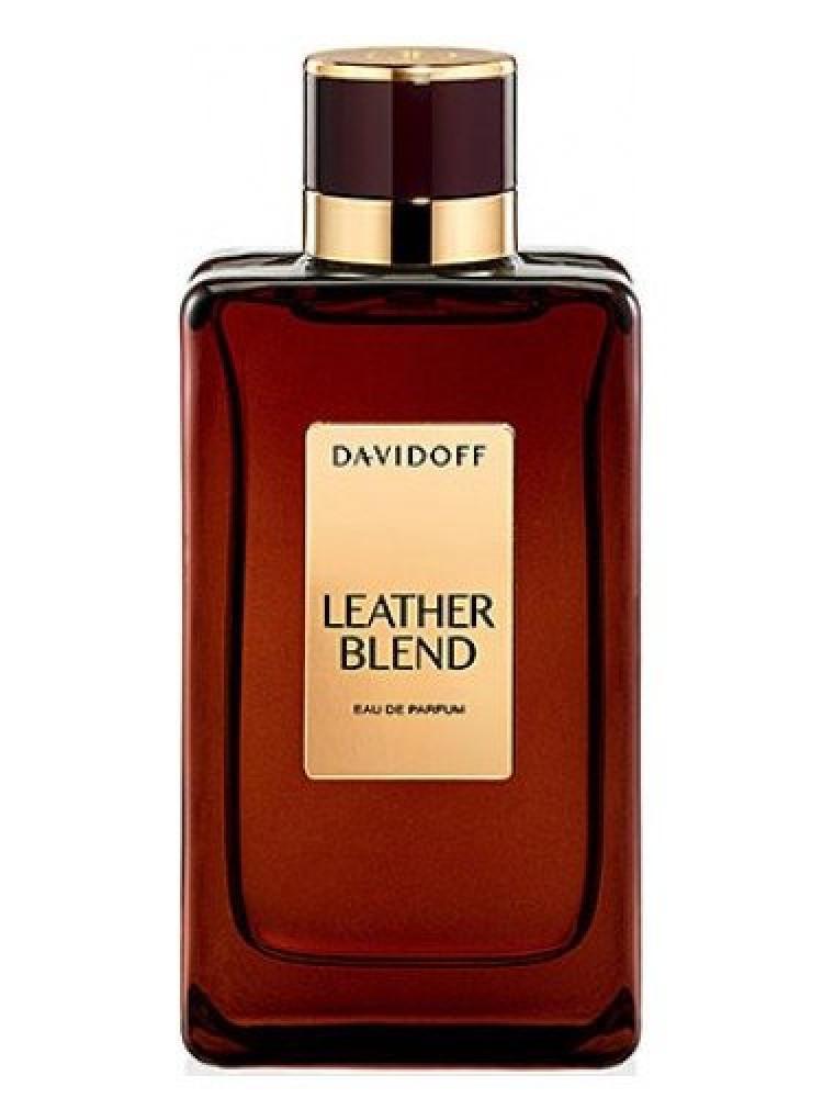 Davidoff Leather Blend by Davidoff for unisex Eau de Parfum 100 ml