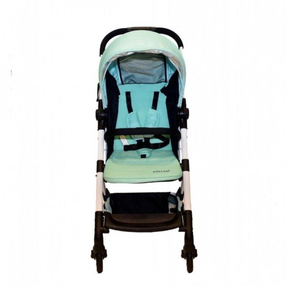 عربة الاطفال - عربة أطفال مع مظلة مع إمكانية الإمالة للخلف