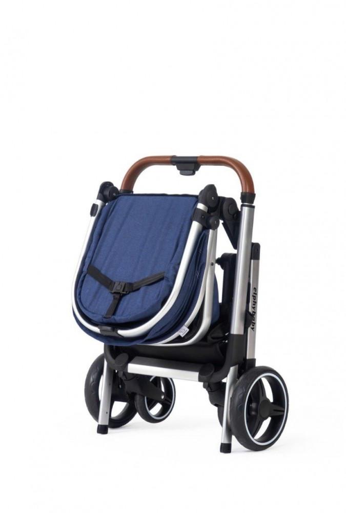 عربيات اطفال - عربة أطفال مع مظلة مع إمكانية الإمالة للخلف