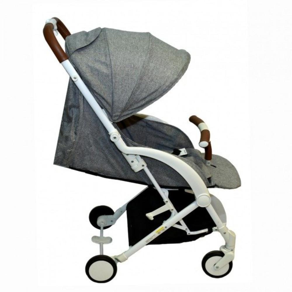 عربات مواليد - عربة أطفال مع مظلة مع إمكانية الإمالة للخلف
