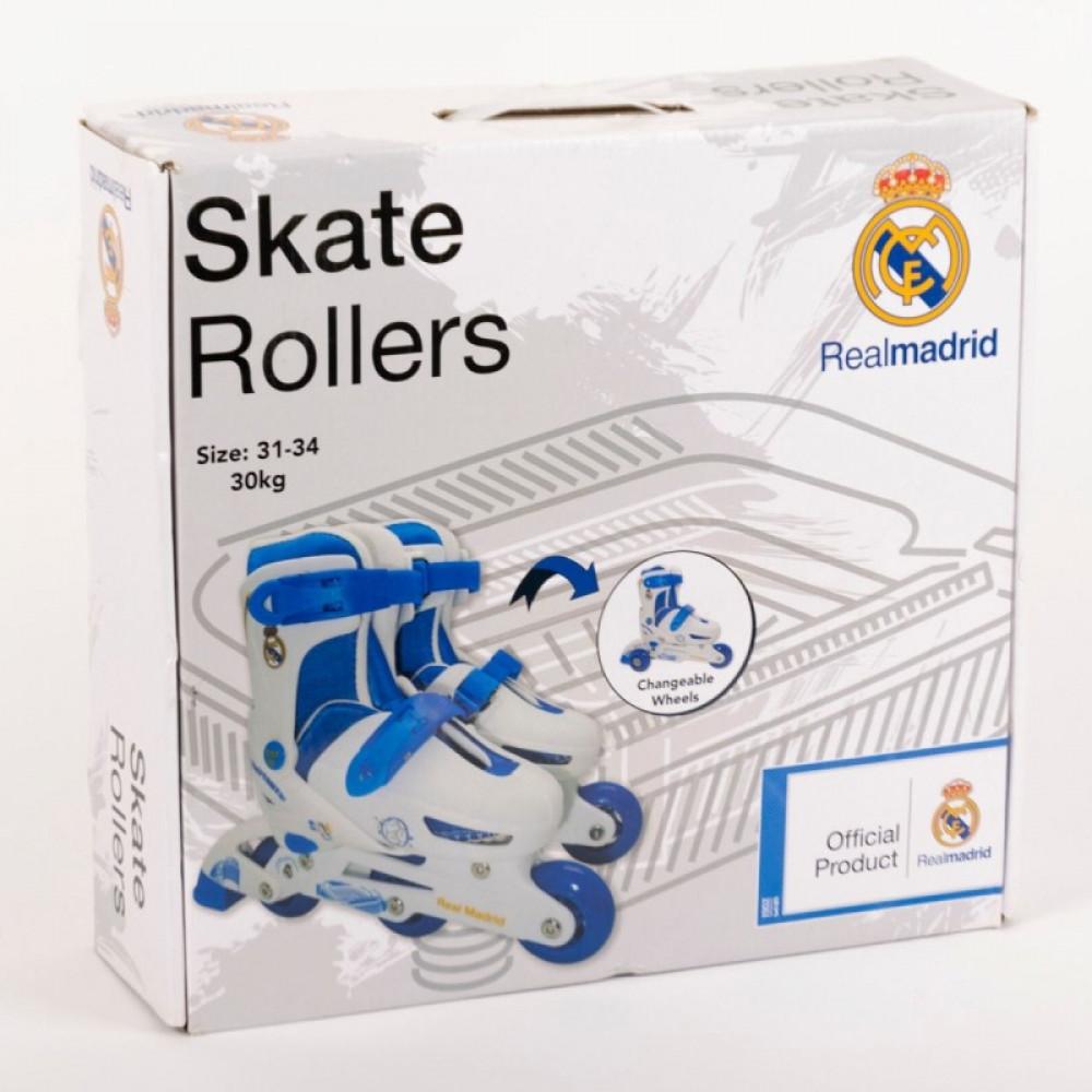 حذاء تزلج, ريال مدريد, ألعاب, Real Madrid, Toys, Kids Roller Skates