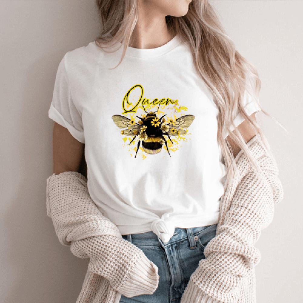 تي شيرت النحل عسل صافي