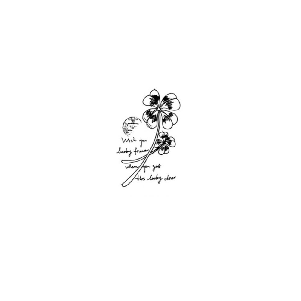 ختم خشبي زهور فنتج ختم للرسائل وتغليف الهدايا أختام رسالة وهدايا متجر