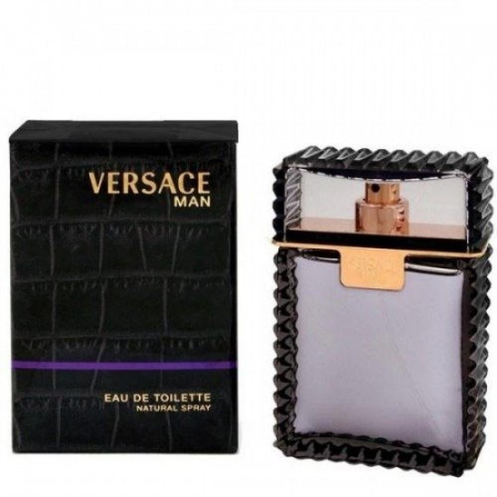 Versace Man Eau de Toilette 100ml خبير العطور