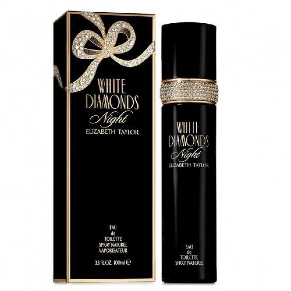 Elizabeth Taylor White Diamonds Night Eau de Toilette 100ml خبير العطو