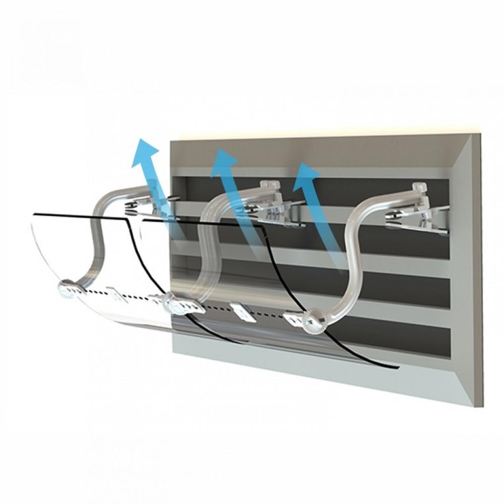 موجه هواء المكيف المركزي - شركة متجر البيت