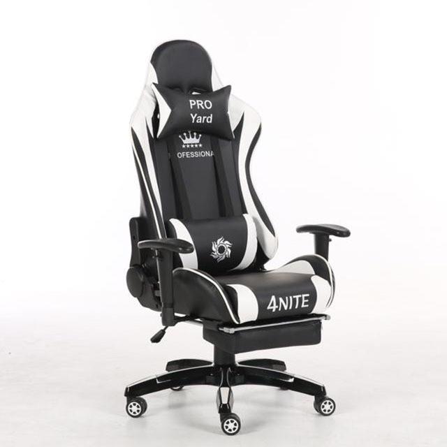 كرسي العاب ابيض - متجر ساحة المحترفين , افضل الاسعار Gaming Chair