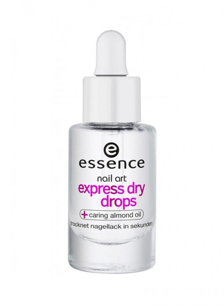 قطرات أظافر إكسبريس دراي دروبس شفاف من ايسنس
