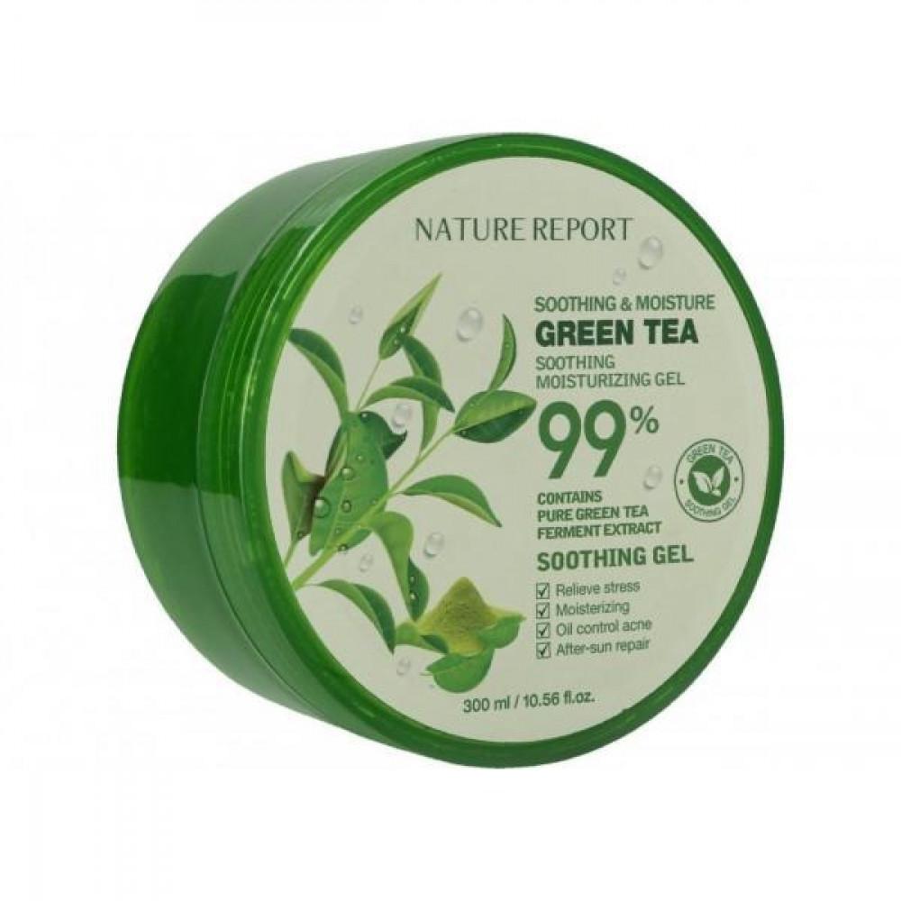 جل الشاي الاخضر الشاي الاخضر المرطب 300مل ناتشر ريبورت