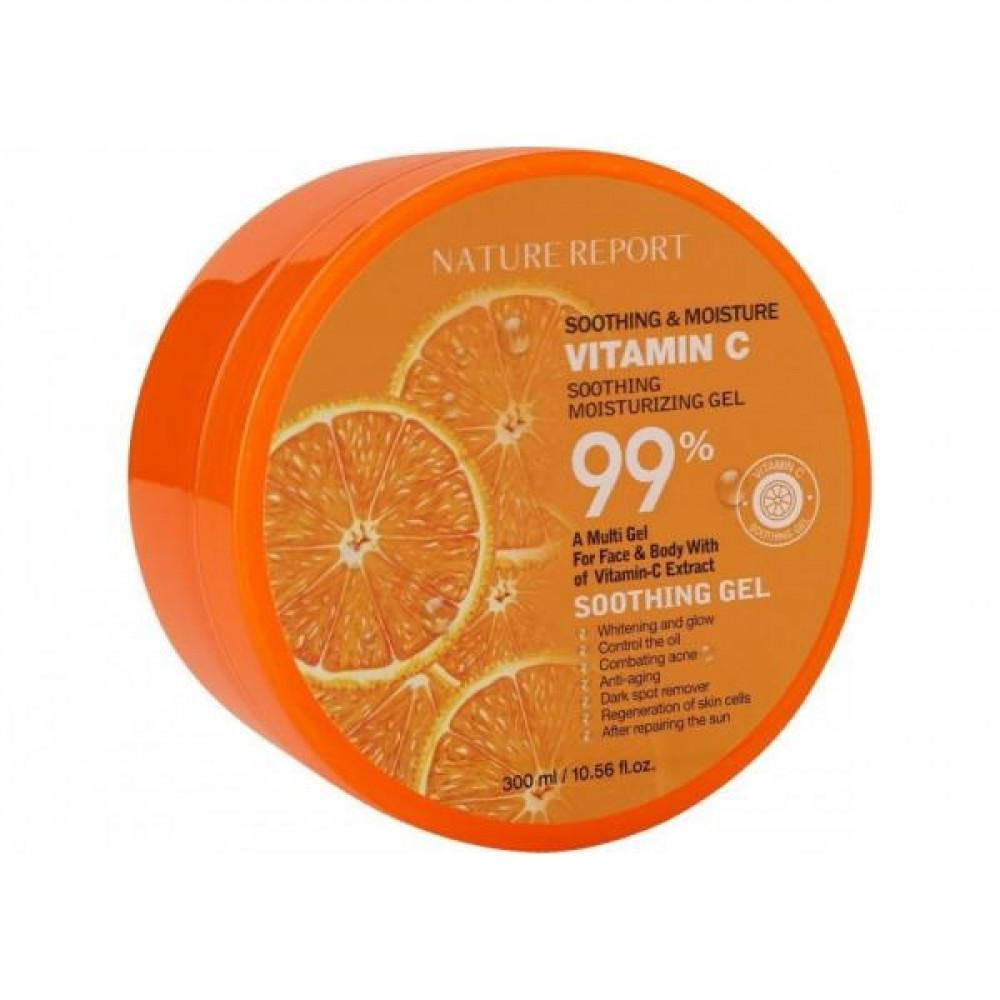 جل الفيتامين C المرطب 300مل ناتشر ريبورت