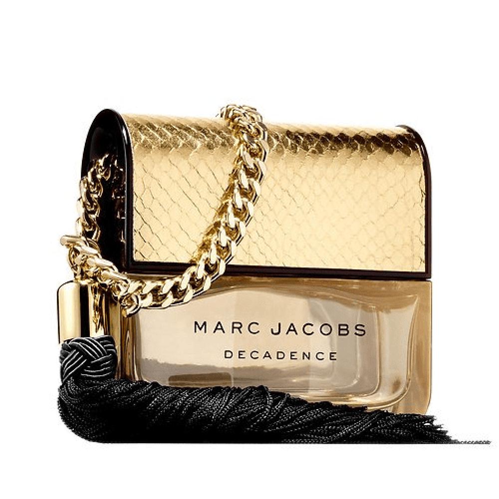 عطر ديكادنس ذهبي من مارك جاكوبس للنساء - او دي بارفيوم 100 مل