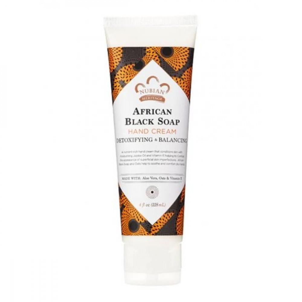 كريم لليد بالصابون الأفريقي الأسود 118مل