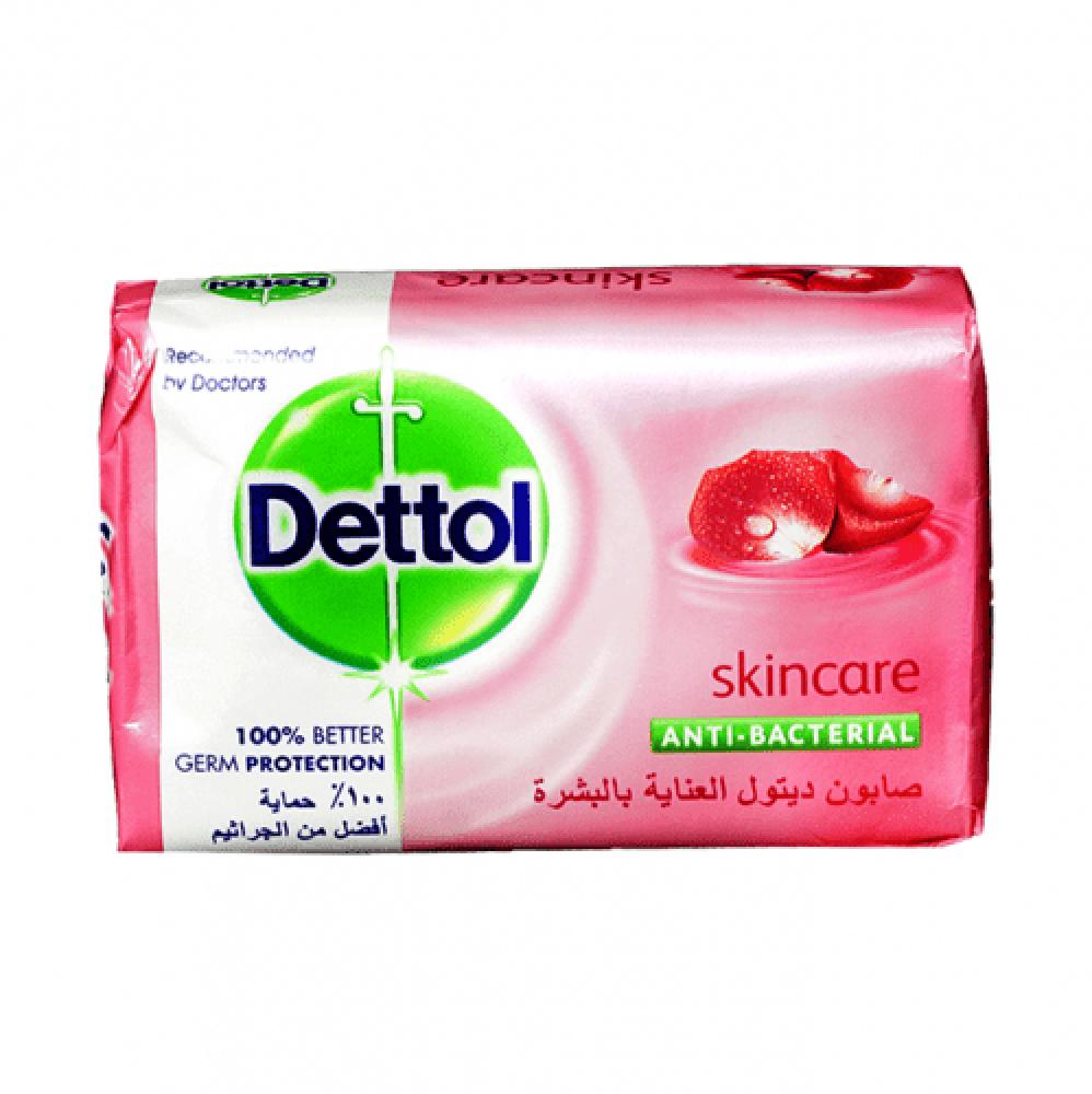 صابون العناية بالبشرة من ديتول - 120غ