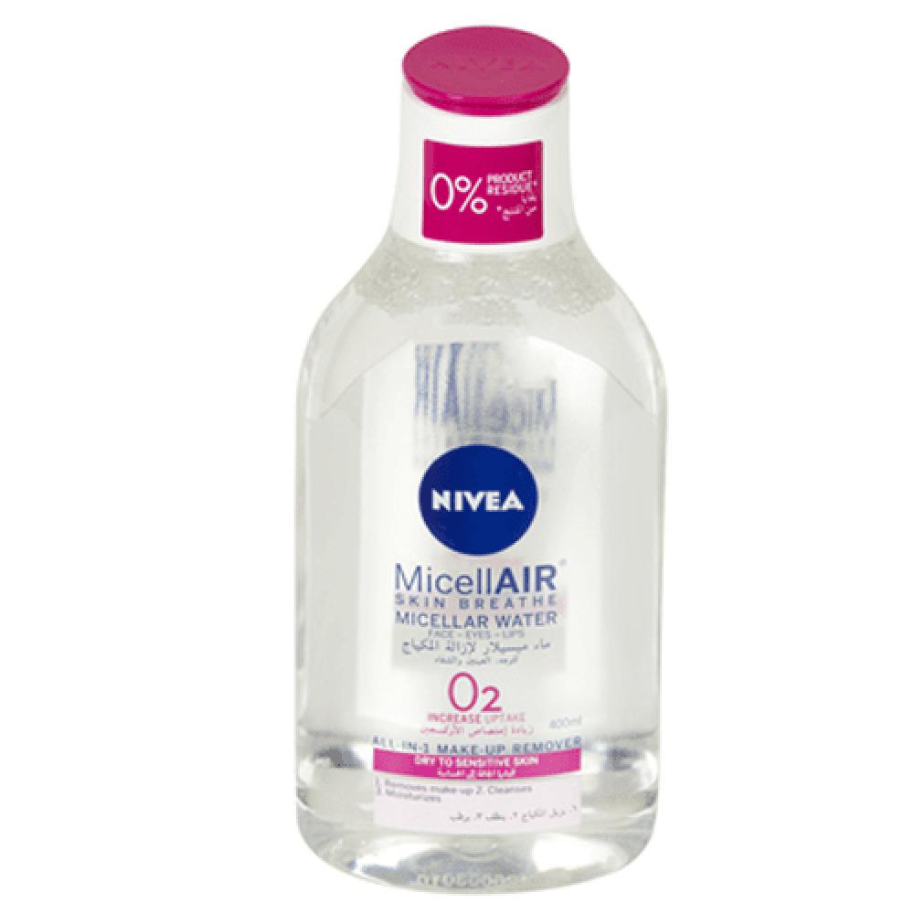 ماء ميسيلار لإزالة المكياج من نيفيا - 400مل