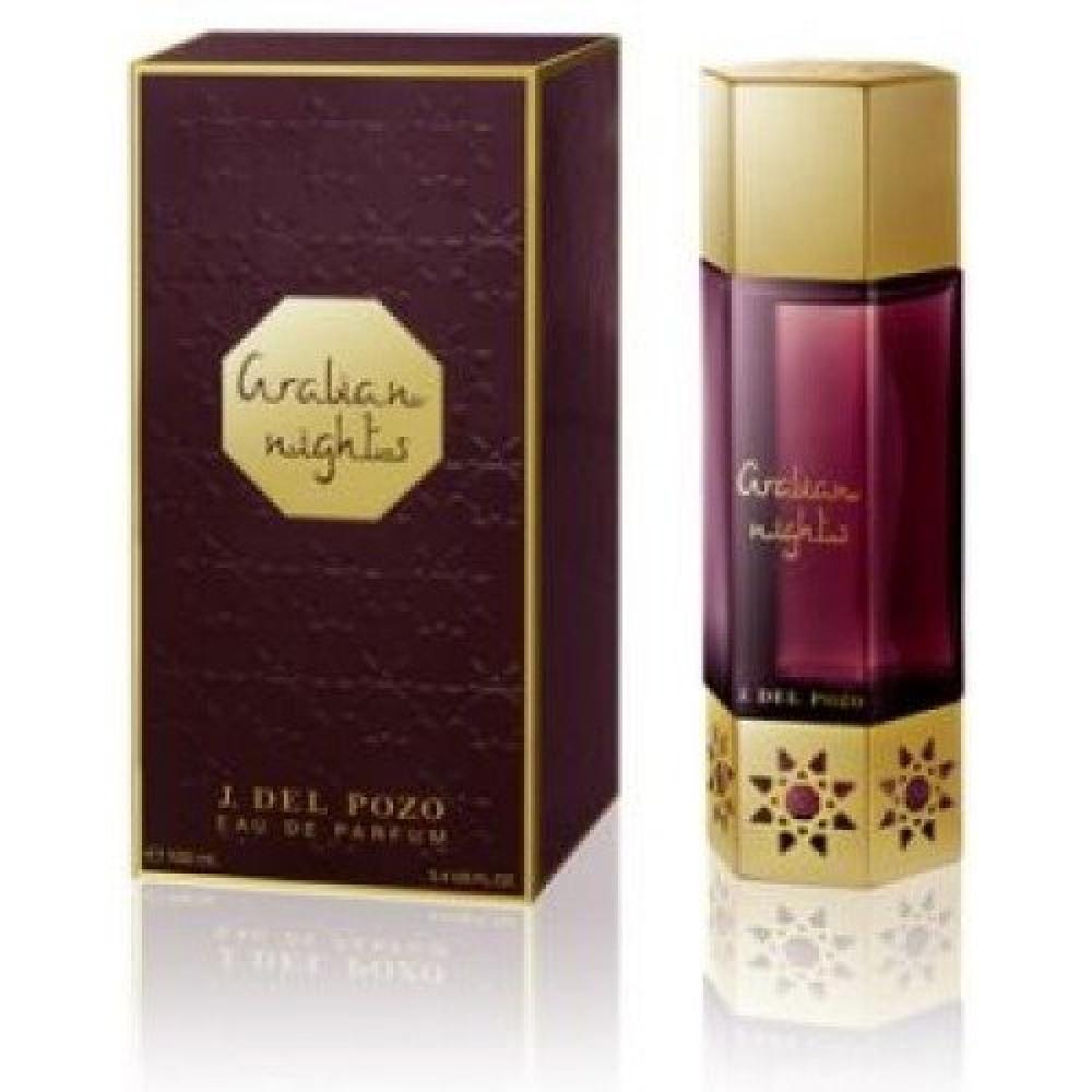 Jesus Del Pozo Arabian Nights for Women Eau de Parfum 100ml متجر خبير